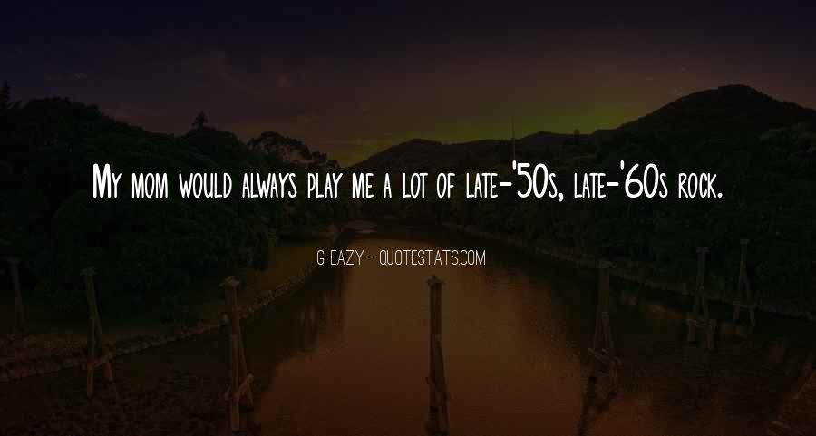 60s Rock Quotes #748553