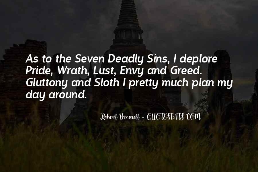 7 Deadly Sins Lust Quotes #974639