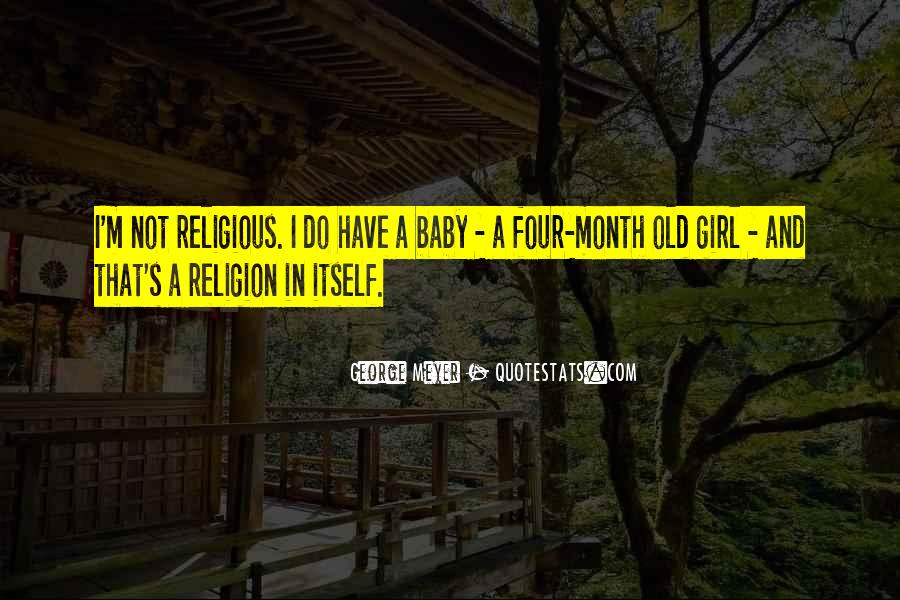 7 Month Old Baby Girl Quotes #848251