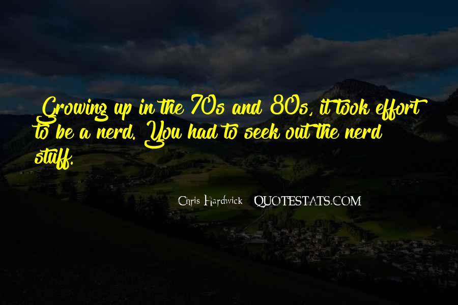 70s 80s Quotes #1241440
