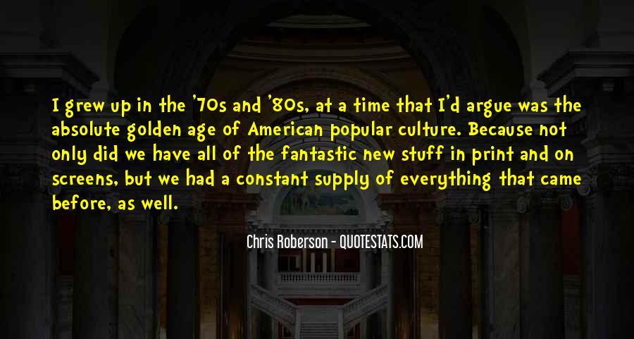 70s 80s Quotes #1387934