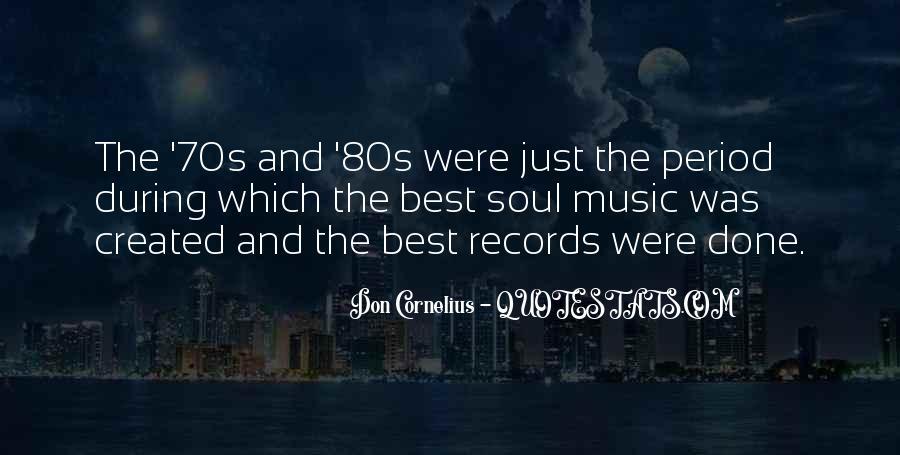 70s 80s Quotes #1679485