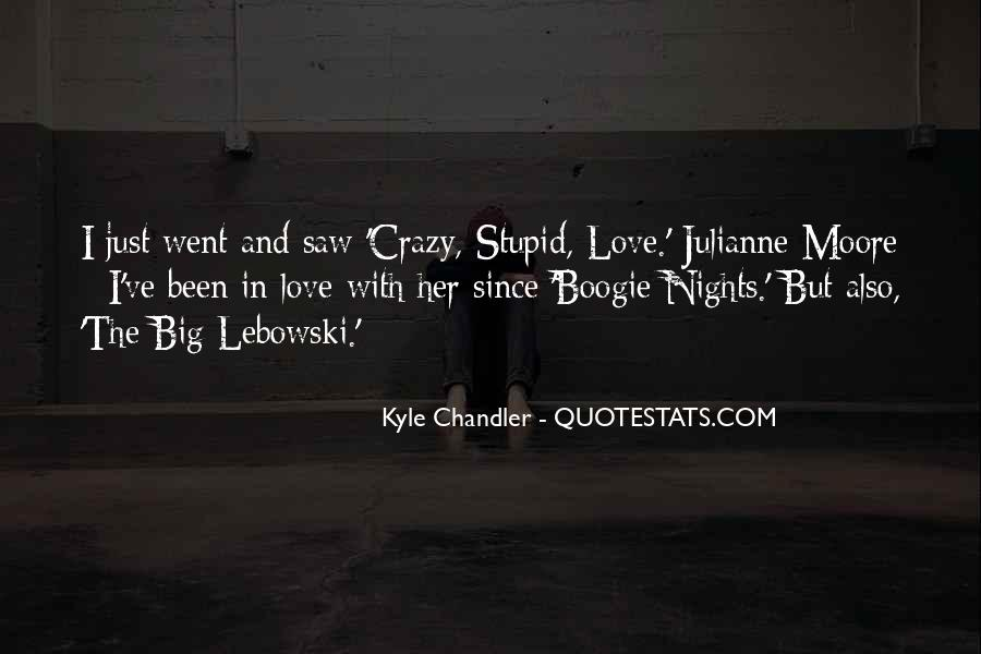 8 Crazy Nights Quotes #1687771