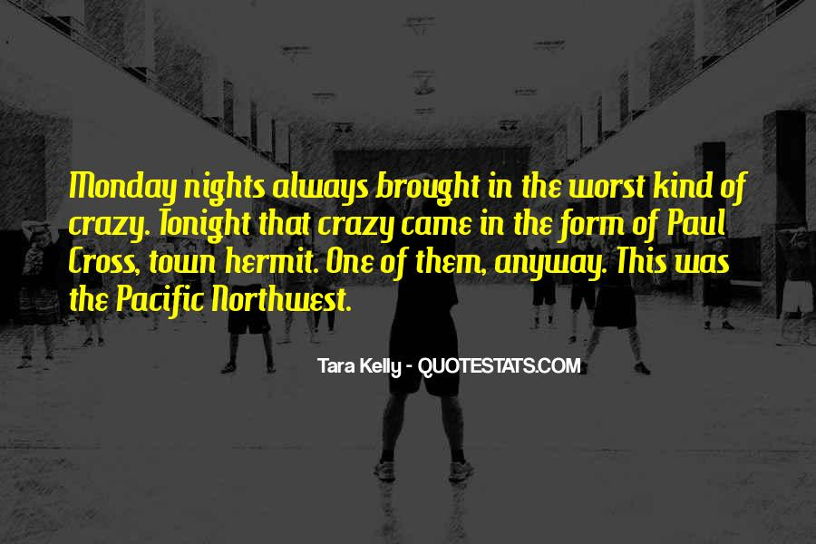 8 Crazy Nights Quotes #481424