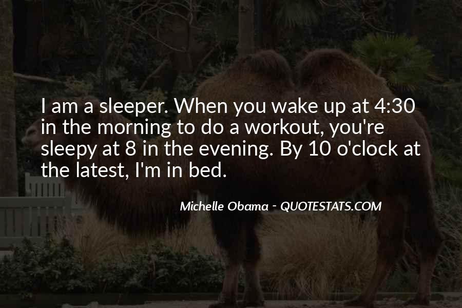 8 O'clock Quotes #1050471