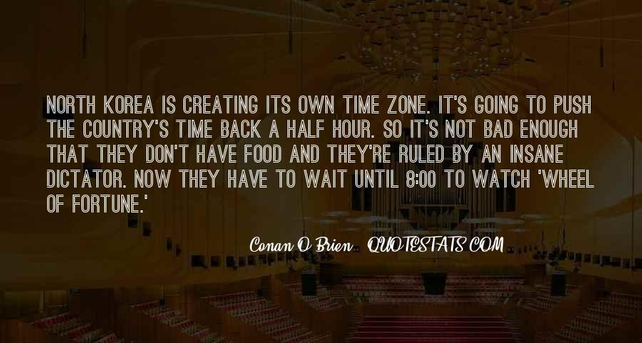 8 O'clock Quotes #777471