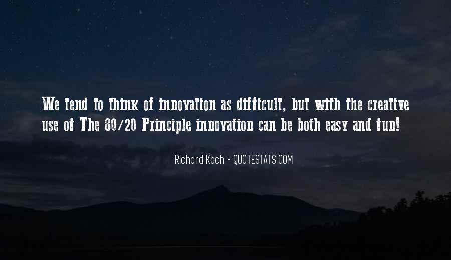 80 20 Principle Quotes #1366963