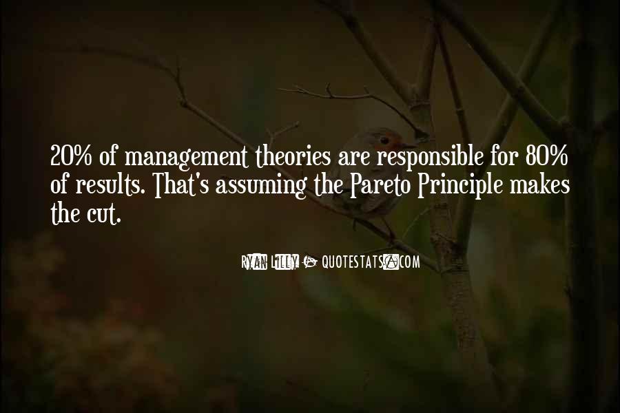 80 20 Principle Quotes #816829