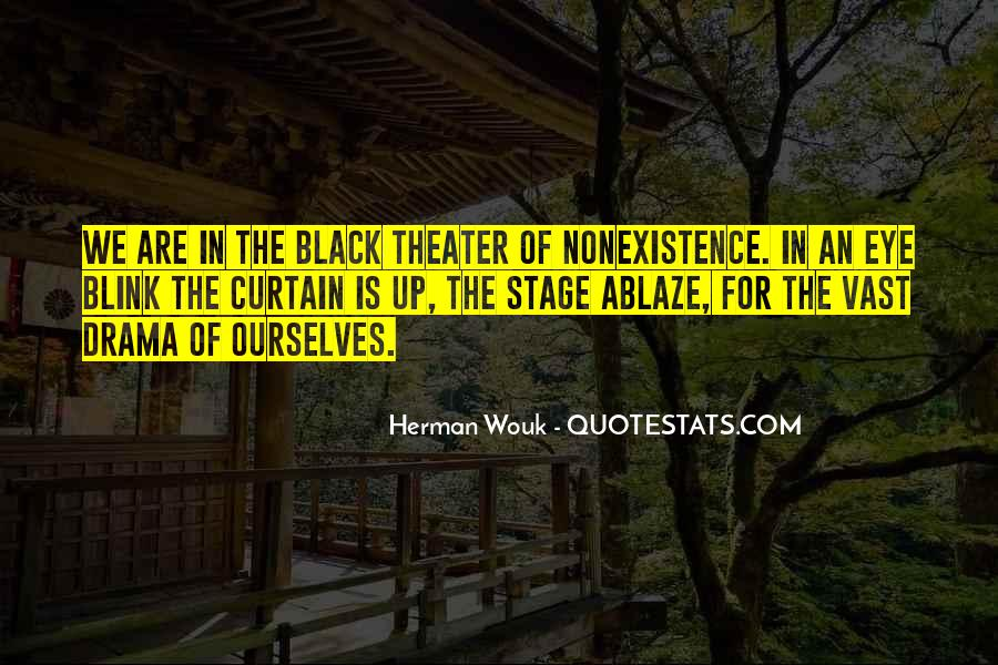 Quotes About Nonexistence #1091439