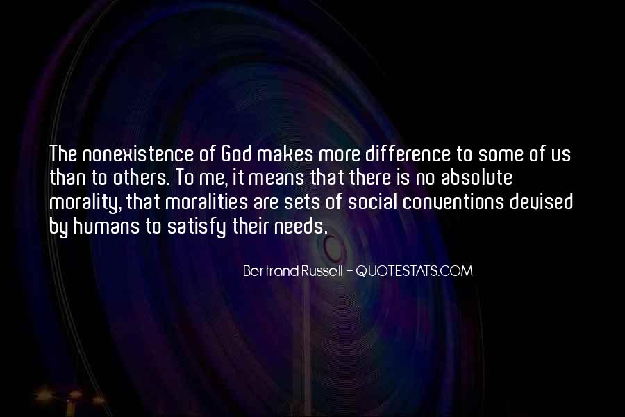 Quotes About Nonexistence #1320776