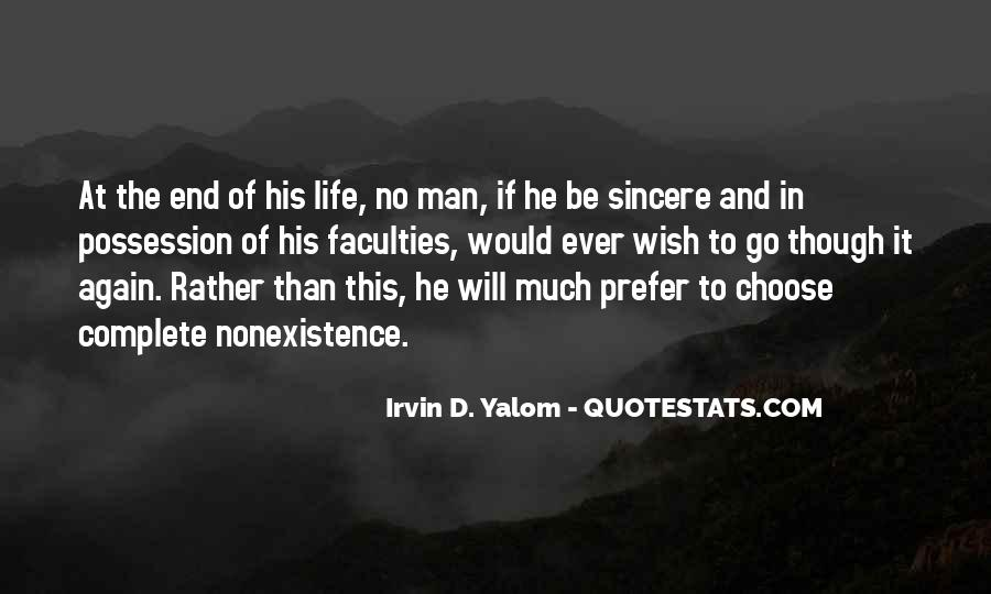 Quotes About Nonexistence #1540072