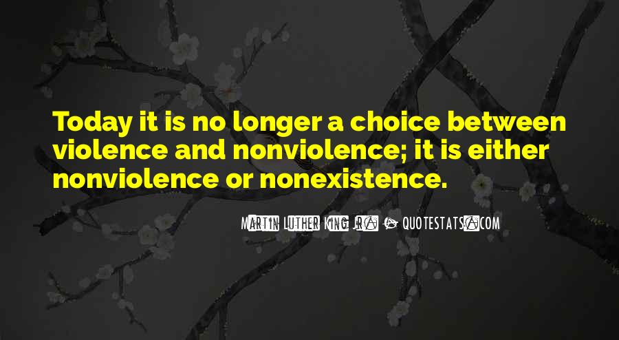 Quotes About Nonexistence #903169