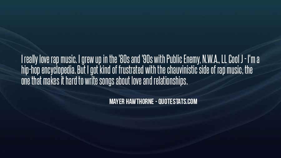 90s Rap Love Quotes #1730259