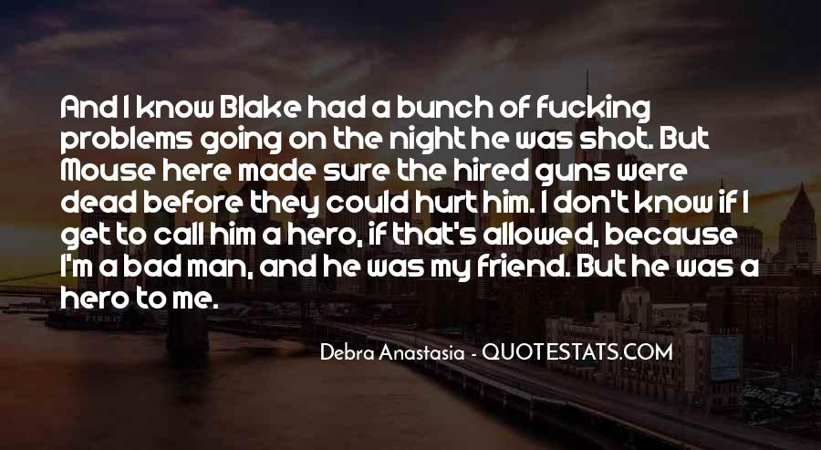 A Bad Night Quotes #1043735