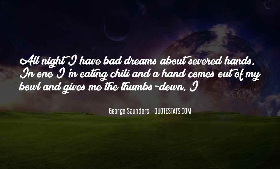 A Bad Night Quotes #1054525