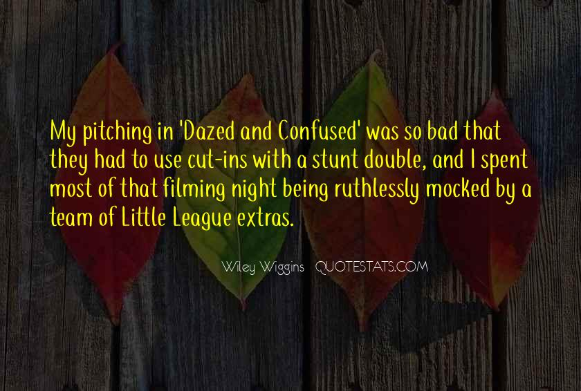 A Bad Night Quotes #1267848