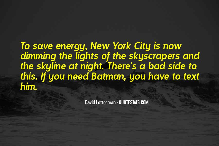A Bad Night Quotes #1451296