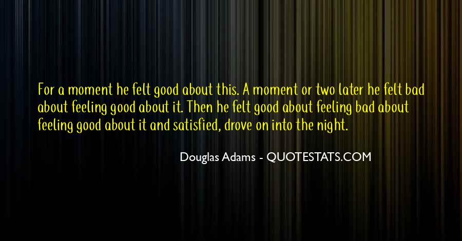 A Bad Night Quotes #1469244