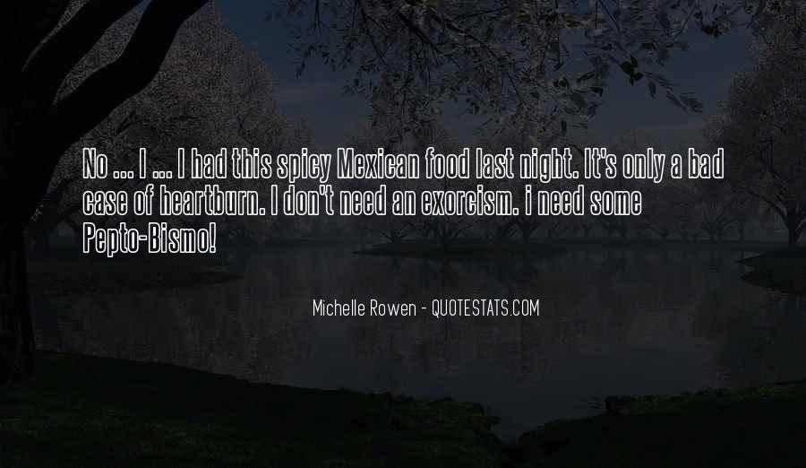 A Bad Night Quotes #1608525