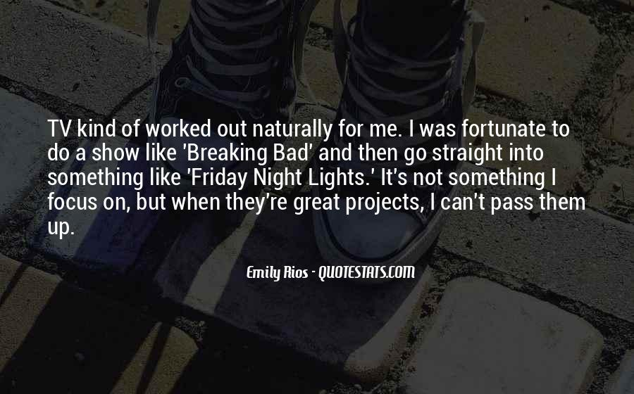A Bad Night Quotes #426449