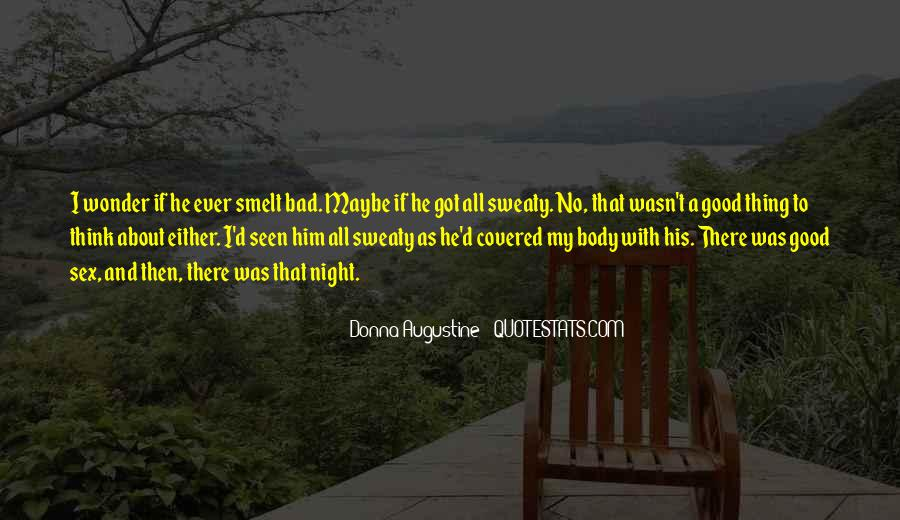 A Bad Night Quotes #820146