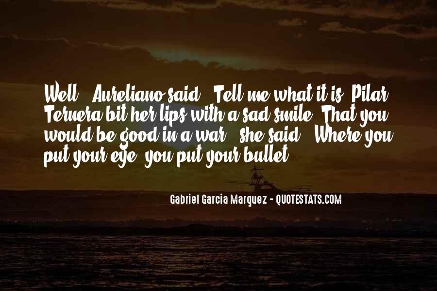 A Bit Sad Quotes #442112