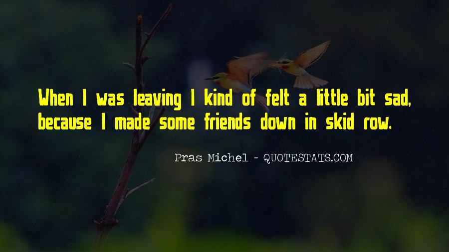 A Bit Sad Quotes #57125
