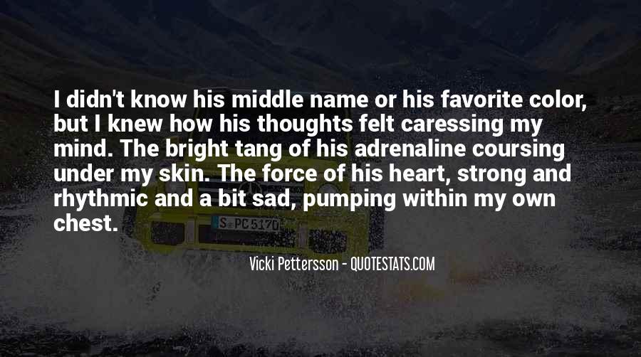 A Bit Sad Quotes #615330