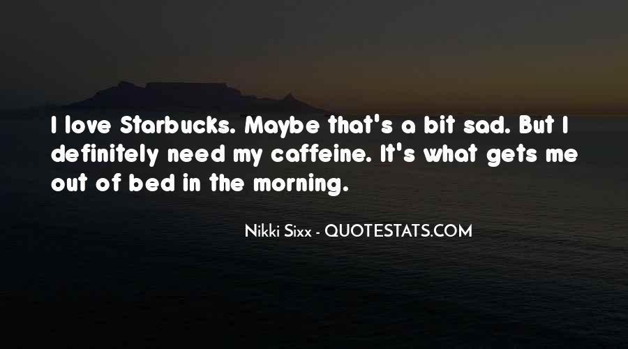 A Bit Sad Quotes #685964