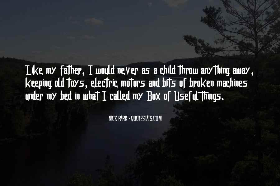 A Child Called It Father Quotes #1326582