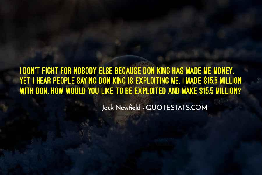 Quotes About Nobody Like Me #168178