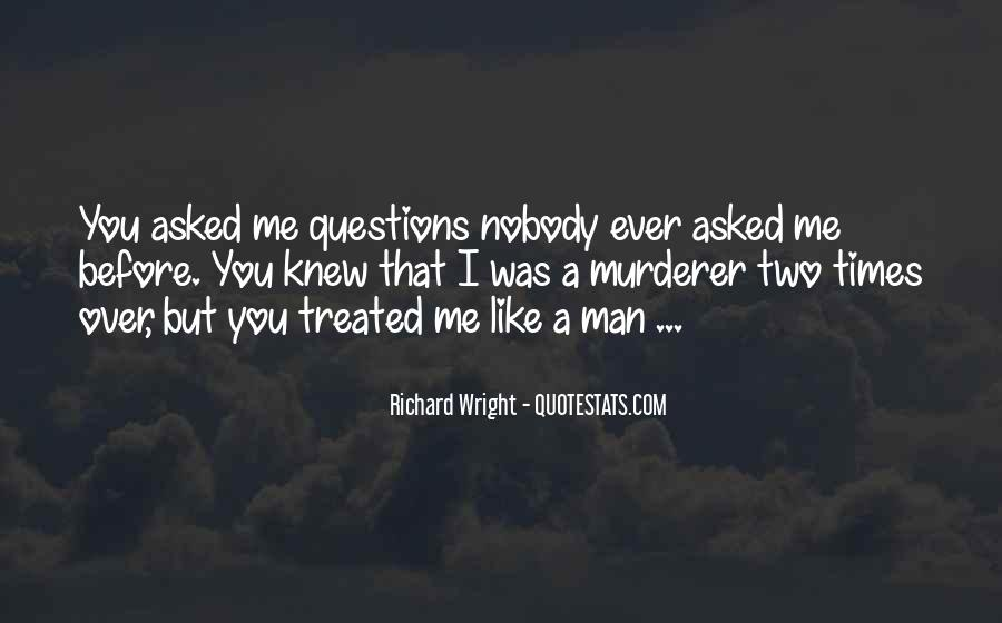 Quotes About Nobody Like Me #74279