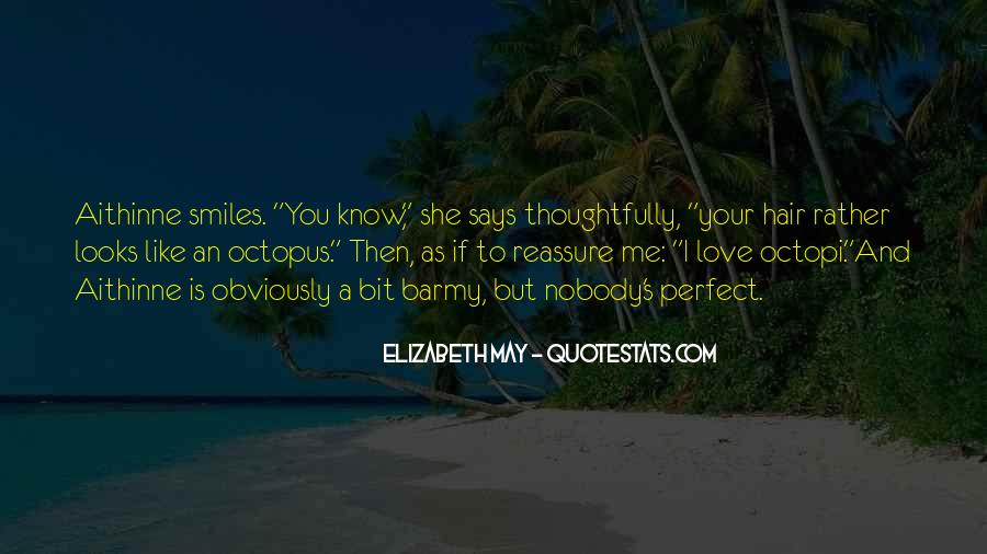 Quotes About Nobody Like Me #76276