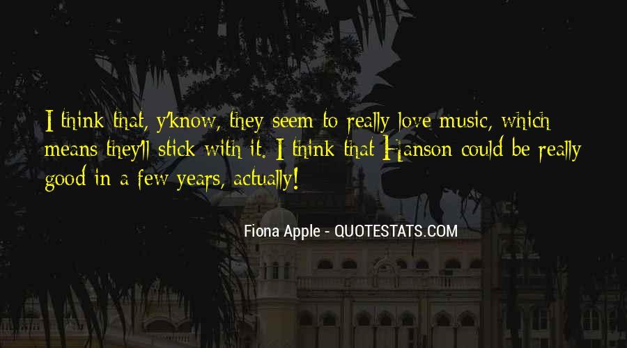 A Few Good Quotes #1020