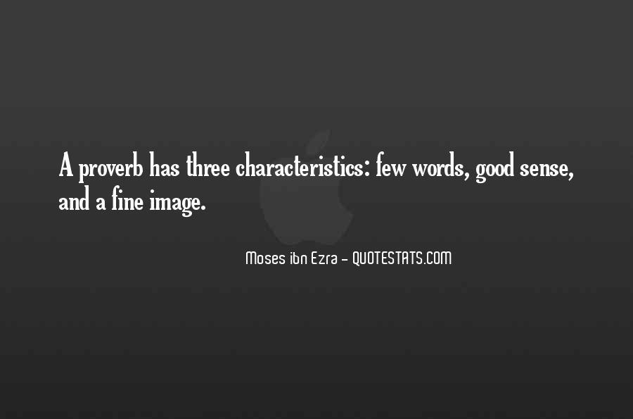 A Few Good Quotes #102281