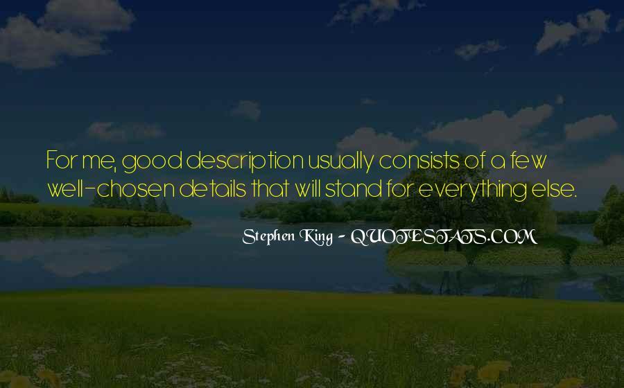 A Few Good Quotes #129674