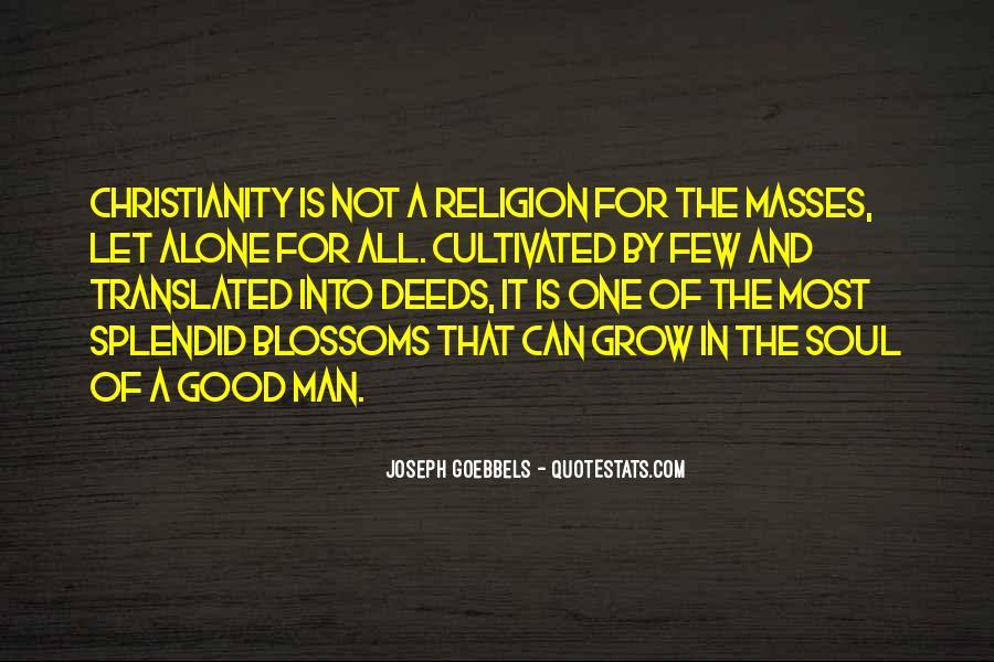 A Few Good Quotes #131672
