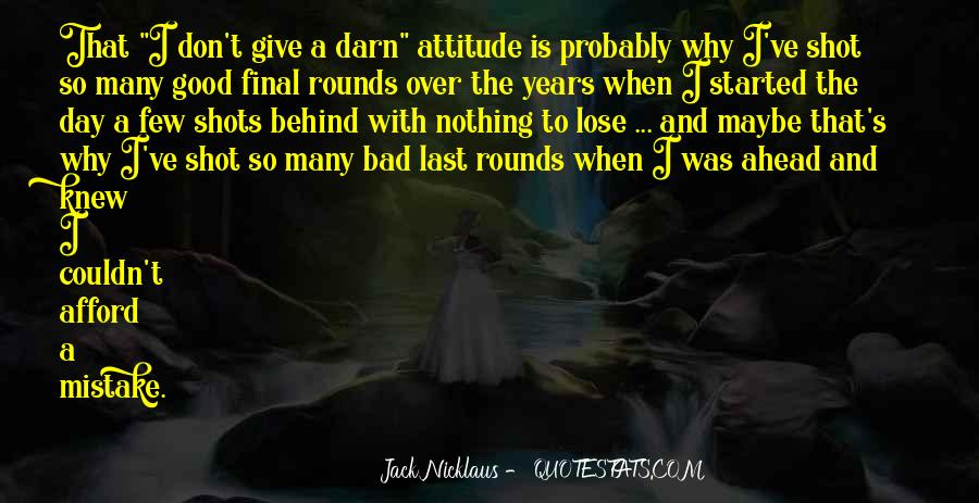 A Few Good Quotes #135318