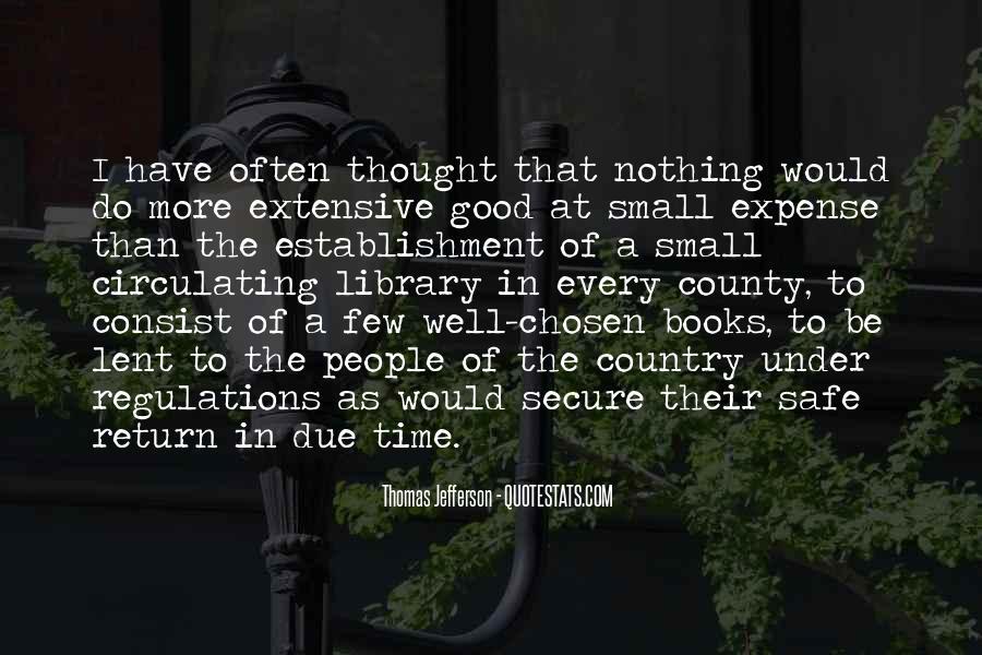 A Few Good Quotes #142565