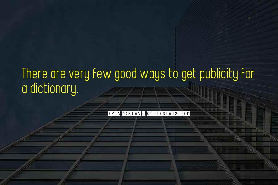 A Few Good Quotes #186976