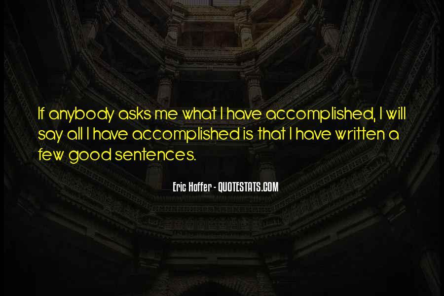 A Few Good Quotes #203760