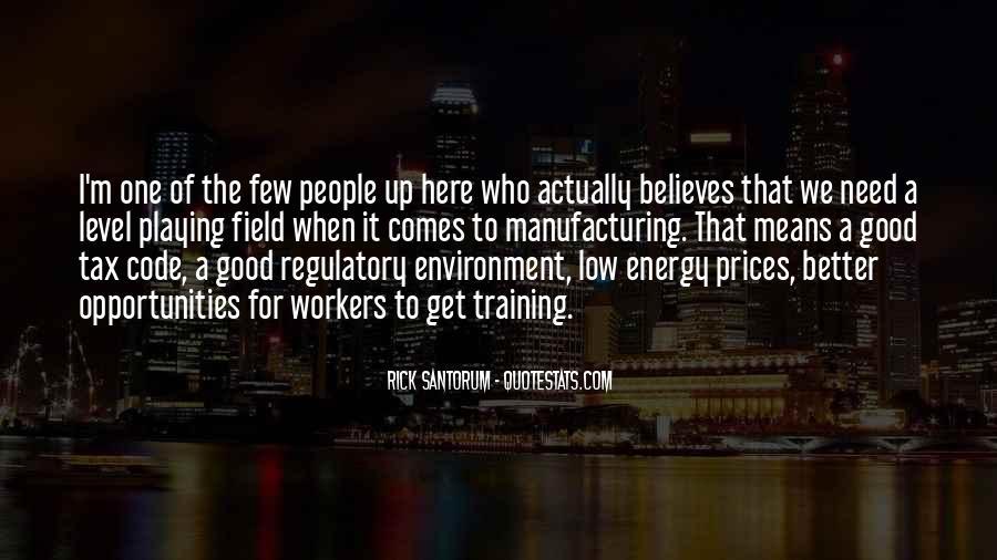 A Few Good Quotes #224577