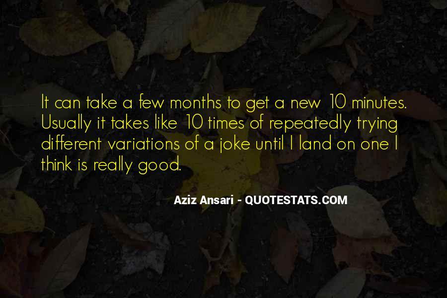 A Few Good Quotes #225620