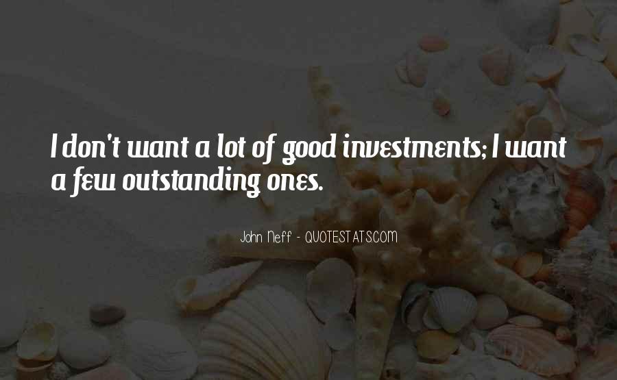A Few Good Quotes #236123