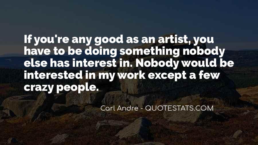 A Few Good Quotes #241307