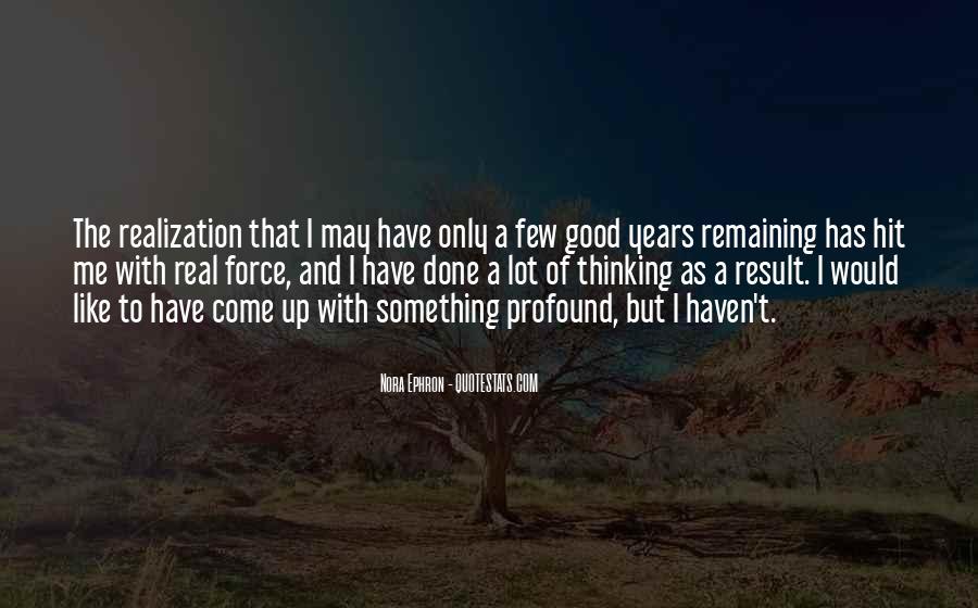 A Few Good Quotes #243003