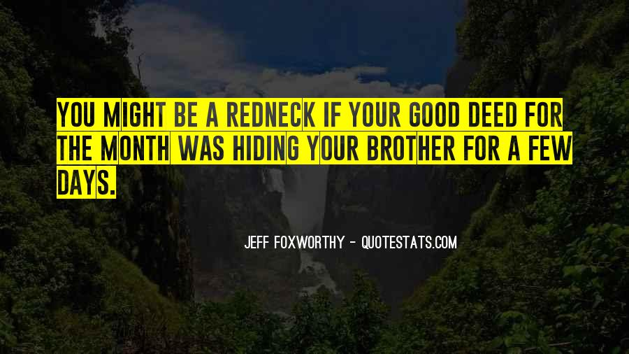 A Few Good Quotes #50774