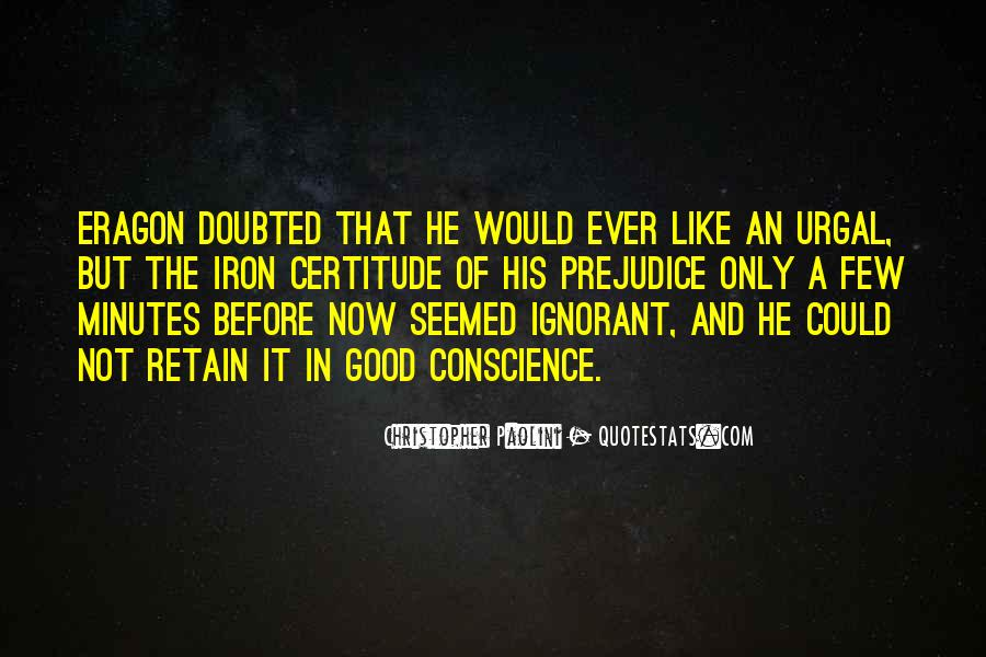 A Few Good Quotes #56538