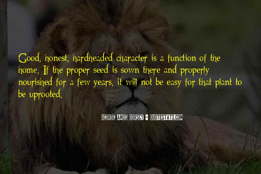 A Few Good Quotes #70854