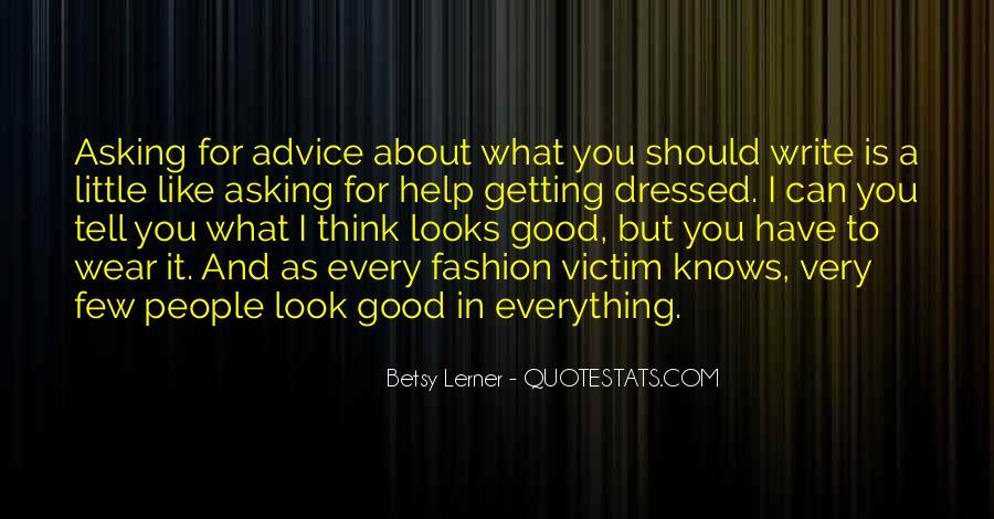 A Few Good Quotes #76776
